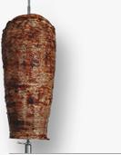 Teľací kebab